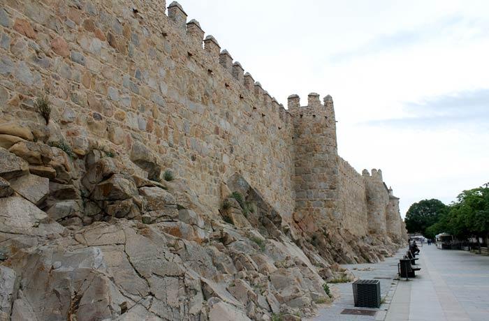 Paseo del Rastro Ávila en un día