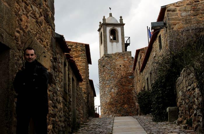 Torre del Reloj de Castelo Rodrigo