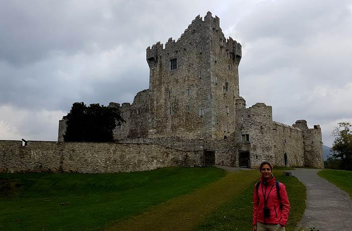 Castillo de Ross Anillo de Kerry