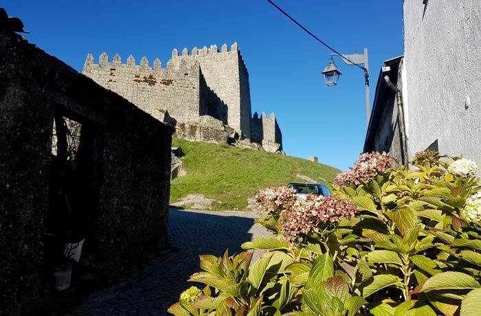 Castillo de Trancoso