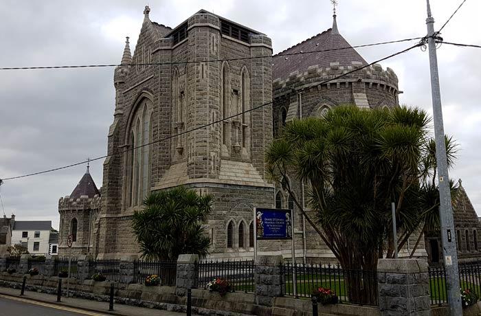 Iglesia de Cahersiveen Anillo de Kerry