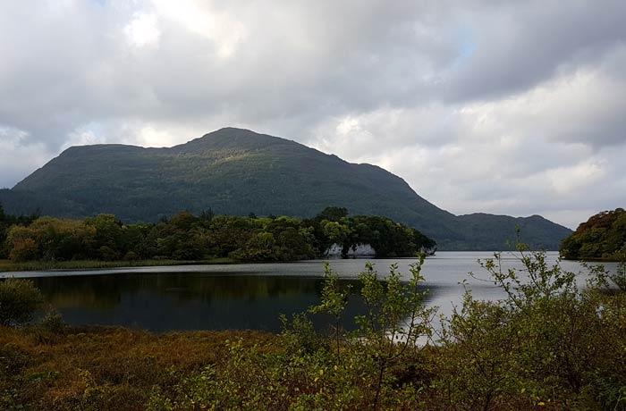 Lago Muckross Anillo de Kerry