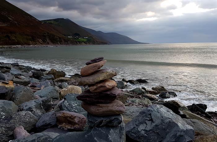 Playa de Rossbeigh Anillo de Kerry