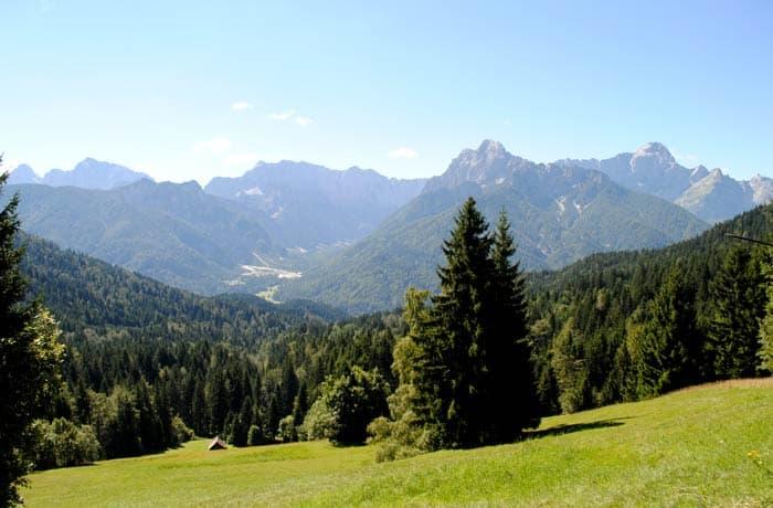 Parque Nacional Triglav ruta por Eslovenia