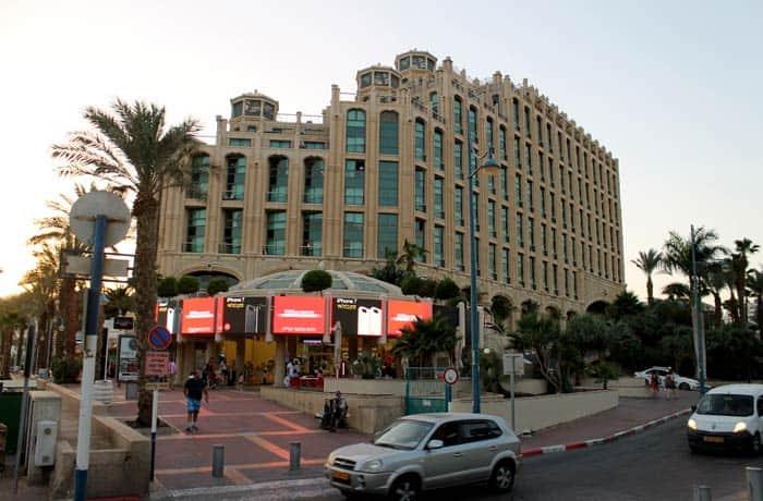 Lujoso hotel en Eilat