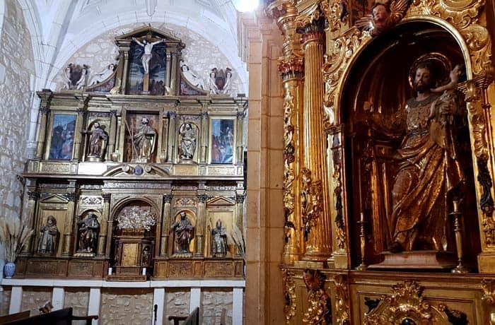 Iglesia de San Andrés de Zazuar Ribera del Duero Burgalesa