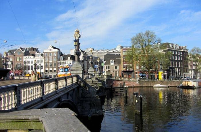 Blauwbrug Ámsterdam en tres días