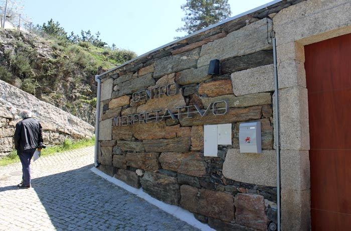 Centro de interpretación de Tresminas