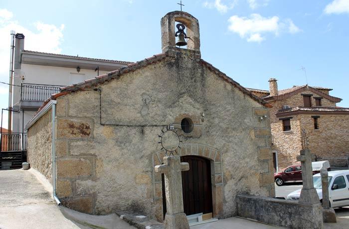 Ermita del Humilladero de Sotoserrano ruta de los Tres Ríos