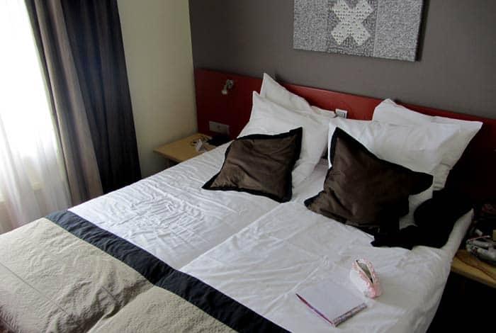 Habitación del Hampshire Hotel - Lancaster Ámsterdam