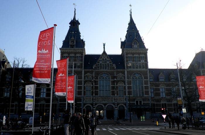 Rijksmuseum Ámsterdam en tres días