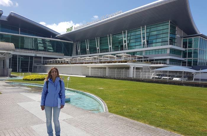 Aeropuerto de Oporto viajar a las Azores por libre