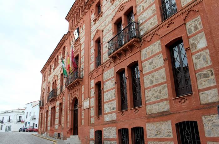 Ayuntamiento qué hacer en Aracena