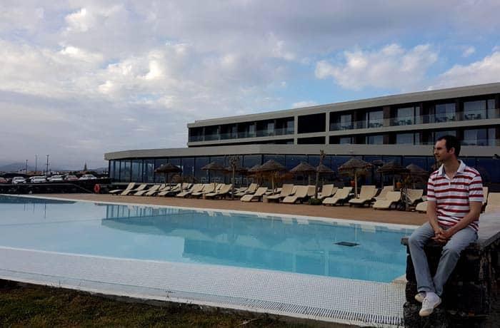 Piscina de Pedras do Mar Resort & Spa viajar a las Azores por libre
