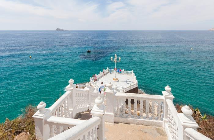 Balcón del Mediterráneo vacaciones en Benidorm