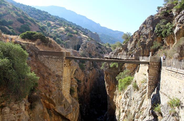 Puente del Rey Caminito del Rey