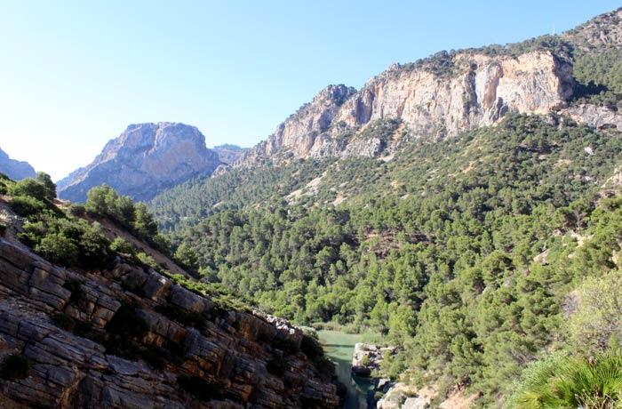 Valle del Hoyo Caminito del Rey