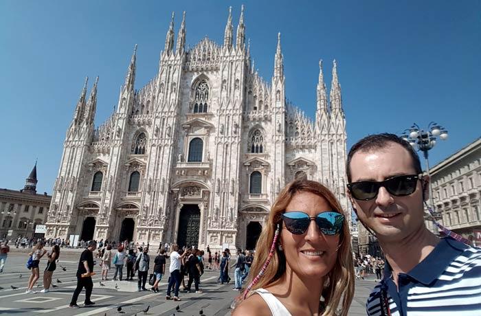 Ante el Duomo de Milán qué ver en Milán