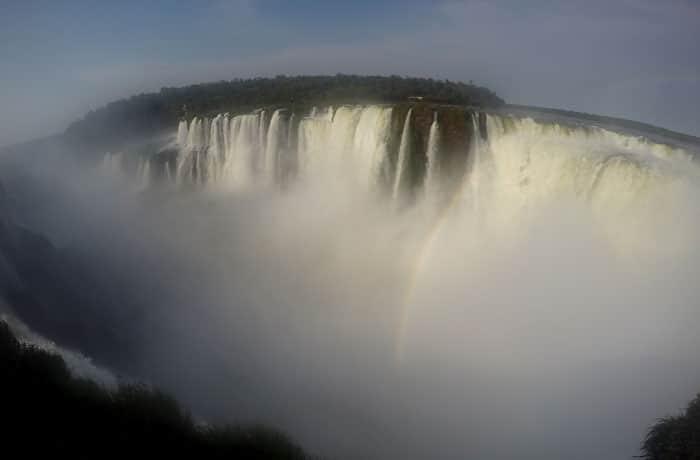 El espectáculo de la Garganta del Diablo Cataratas del Iguazú