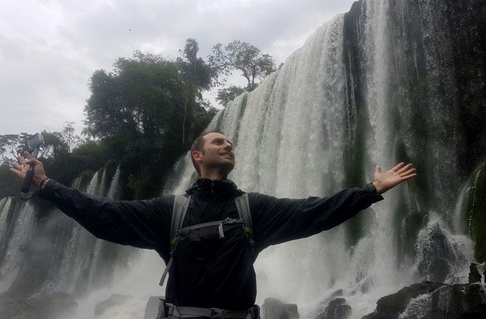 Salto Bossetti Cataratas del Iguazú