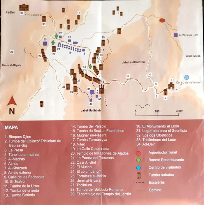 Plano de Petra