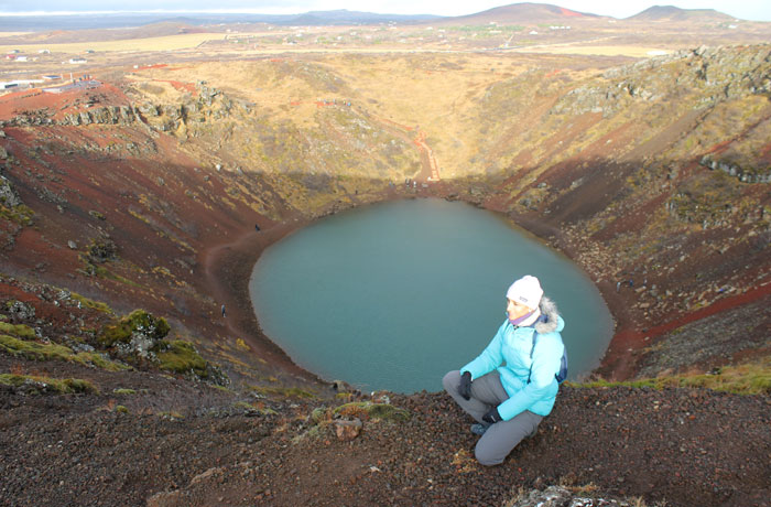 Cráter Kerid