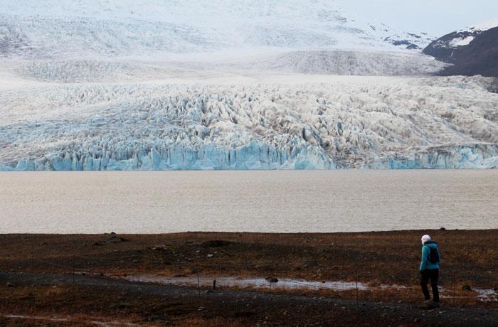 Lago Fjallsárlón