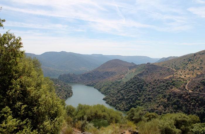 Vista desde el Monte Gudín