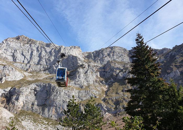 Teleférico de Fuente Dé Liébana y Picos de Europa