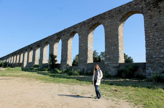 Acueducto Água de Prata qué ver en Évora