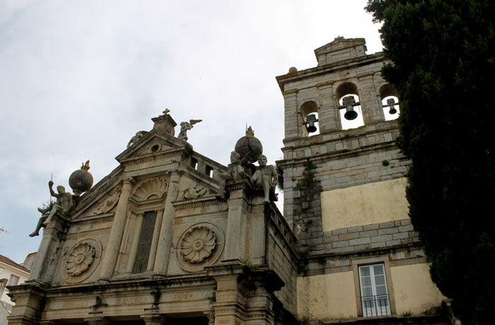 Iglesia de Graça qué ver en Évora