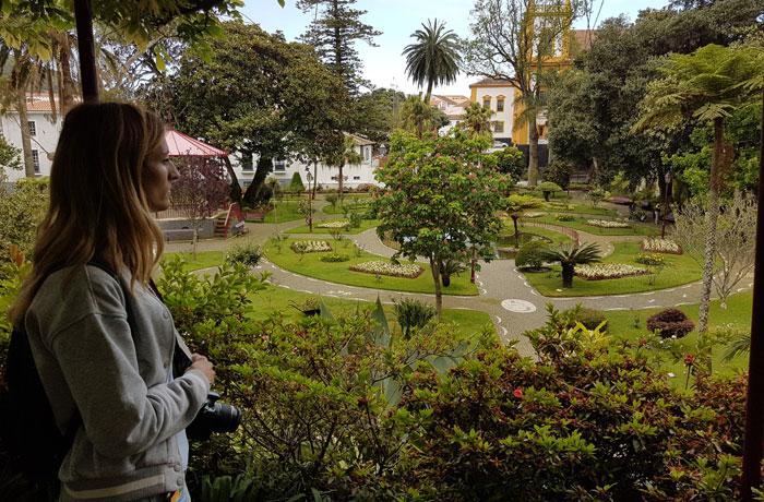 Jardín del Duque de Terceira