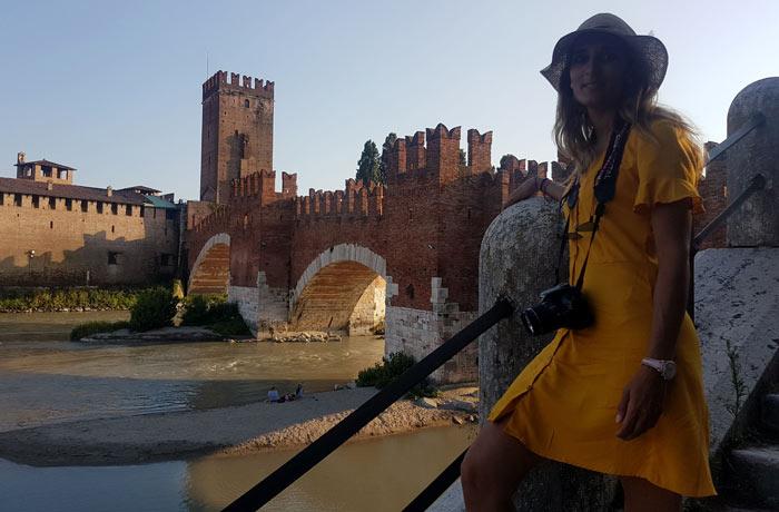 Puente y palacio de Castelvecchio qué ver en Verona