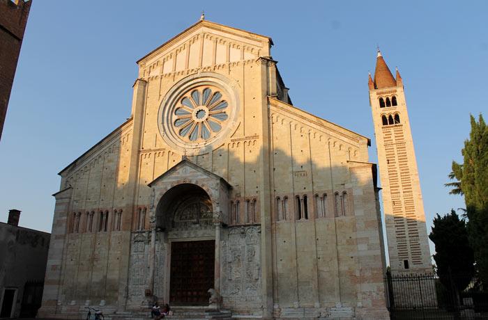 Basílica de San Zenón qué ver en Verona