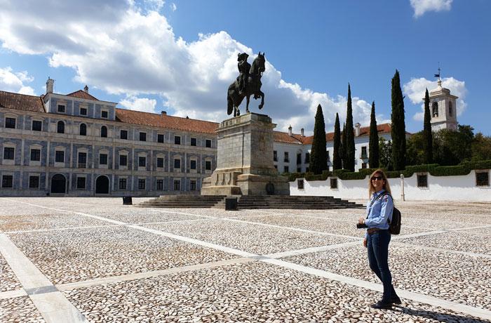 Palacio Ducal de Vila Viçosa