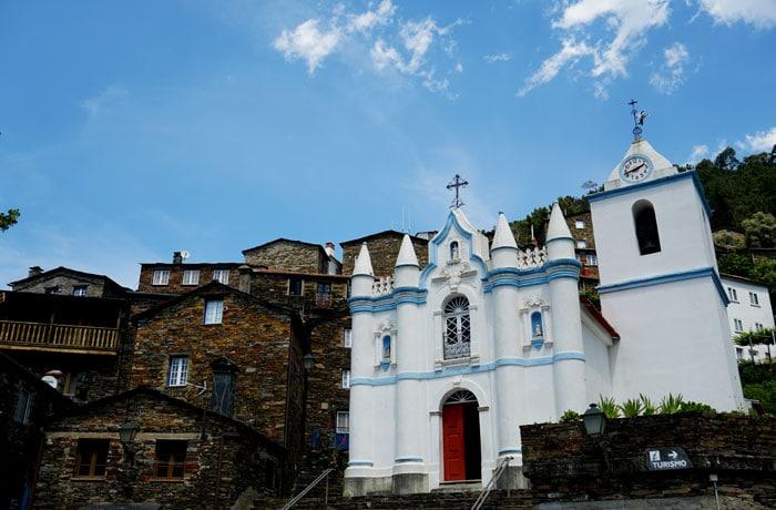 Iglesia de Piodao Portugal