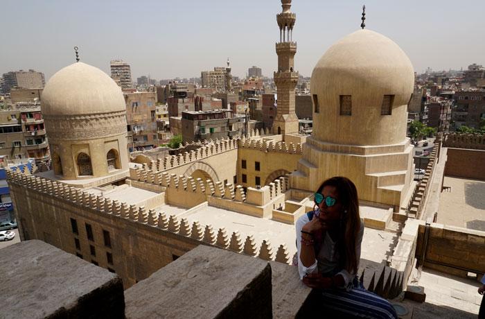 Mezquita de Ibn Tulun de El Cairo