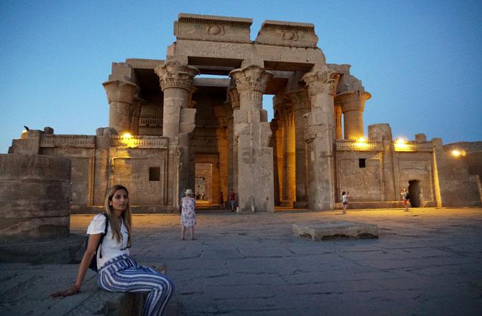 Templo de Kom Ombo Egipto en una semana