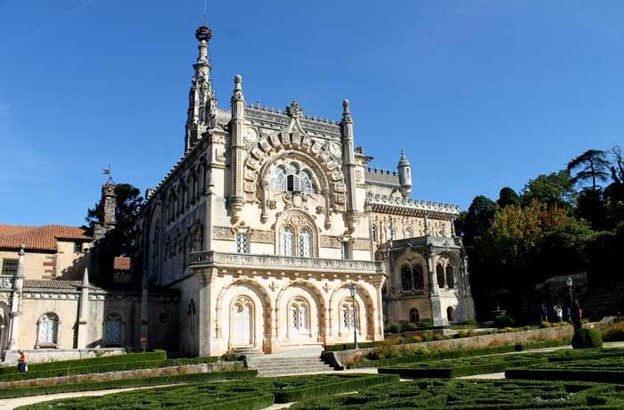 Palacio real de Bussaco