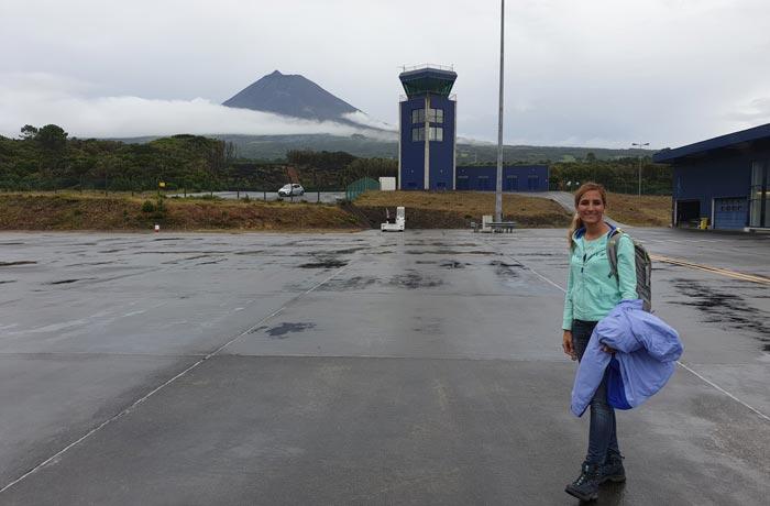 Aeropuerto de Pico Azores