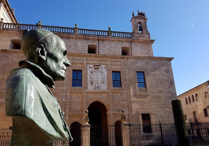 Capilla de Cerralbo que ver en Ciudad Rodrigo