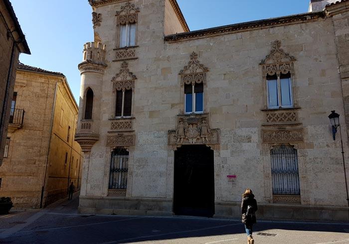 Casa de la marquesa de Cartago que ver en Ciudad Rodrigo