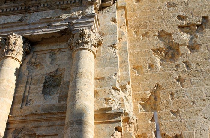Las 'heridas' de la catedral de Ciudad Rodrigo