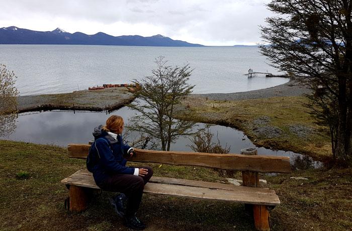 Lago Fagnano que hacer en Ushuaia