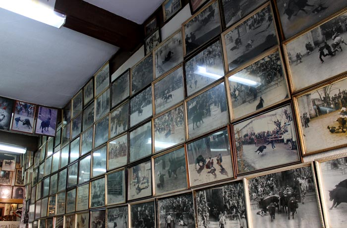 Museo fotográfico del bar El Sanatorio
