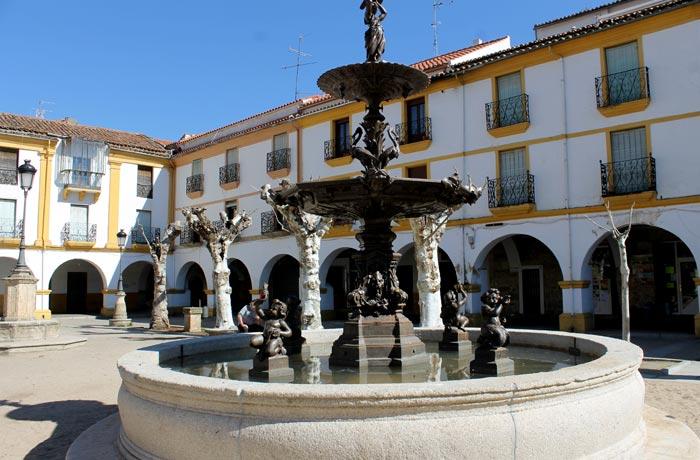 Plaza del Buen Alcalde que ver en Ciudad Rodrigo