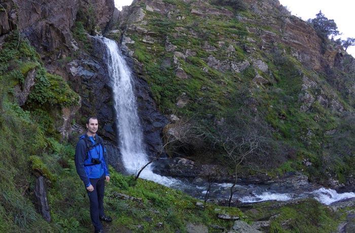 Cascada de Remolino