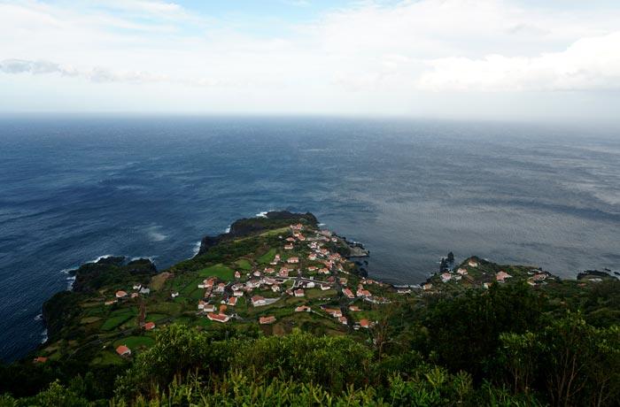 Faja de Ouvidor Sao Jorge Azores