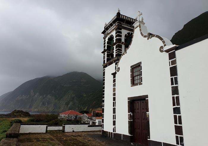 Iglesia de Santo Cristo Sao Jorge Azores