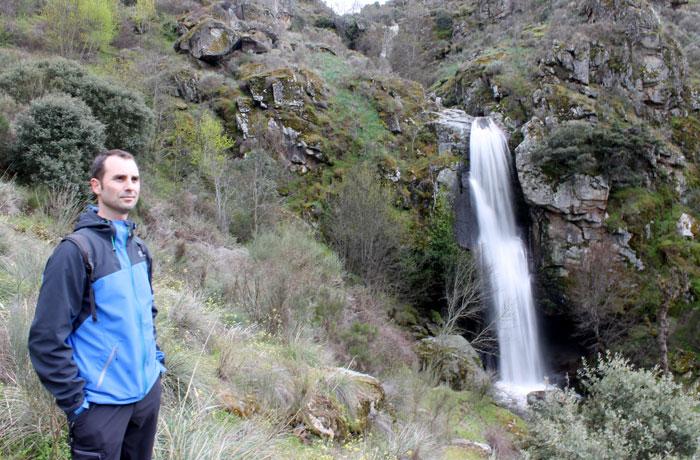 Pozo Airón cascadas de Salamanca